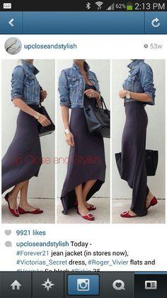 Hi low maxi Dress Outfits, Fashion Outfits, Womens Fashion, Dresses,  Fashion Fashion 5dfaa410a4