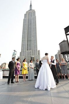 Un Mariage à Nyc Http Soyoureenged Zippykidcdn Wp Empire State Buildingnycweddingsnew