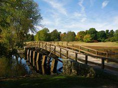 Old North Bridge (MOTT) - Concord, Massachusetts - New England (credit: MOTT)