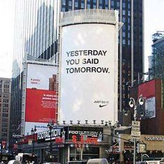 Nike as personal coach