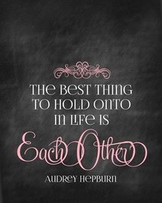 Audrey Hepburn Quote. VargaStore.com loves Audrey!!!! <3 She inspires us when designing our women's fashion.