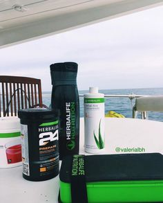 Yacht day with the Best nutrition💚