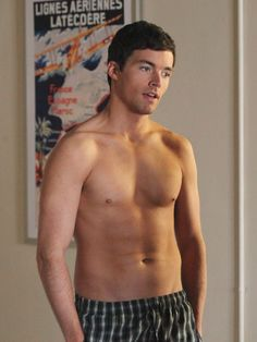 Aria: French food? Wow, you must really like me.Ezra: Aria, it's French, vegan food. I must really love you. Season 2 Episode 20 'CTRL + A'