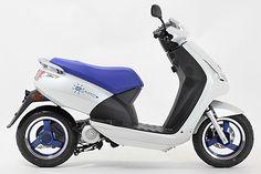 e-Vivacity, el modelo eléctrico de Peugeot Scooters.
