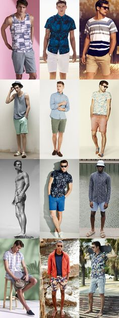 Men's Easter Break Style Guide: The Beach Break With Your Mates Lookbook Inspiration