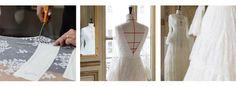 Robes de mariée : Quand Delphine Manivet et Guerlain se rencontrent... - Robes de mariées - 1001 Mariages