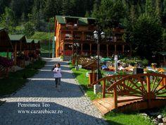 Pensiune agrutisitica de la Lacul Rosu - Cheile Bicazului http://www.cazarebicaz.ro