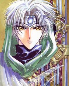 Magic Knight Rayearth ~~~ Eagle Vision