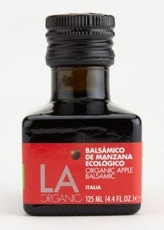 LA Organic Apple Balsamic Vinegar - Makes a great hostess gift | www.rodales.com