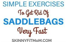 Saddlebags build up on sides of upper thighs and cause broadness of the pelvic region of women. Here are exercise to get rid of saddlebags for women. Upper Body Workout For Women, Workout Routines For Women, Lose Thigh Fat Fast, Lose Body Fat, Body Building Tips, Muscle Building Workouts, Muscle Building Women, Powerlifting Training, Thigh Muscles