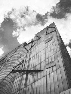 Jüdisches Museum Berlin  -  et museum i Berlin som dokumenterer 2.000 års jødisk historie i Tyskland.  Foto: Maria Stenvaag Jeppesen