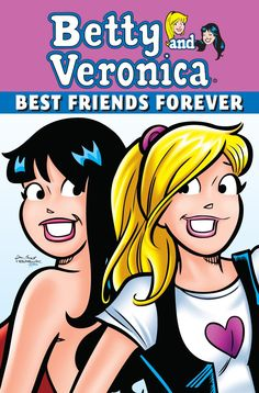 Image detail for -Archie Comics First Look: Betty & Veronica: Battle Of The BFFs ...