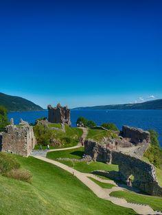 Urquhart Castle, Highland, Scotland