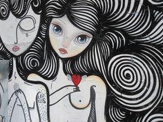 Street Art by Simoni Fontana