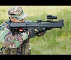 KSG   Shotguns   Kel-tec