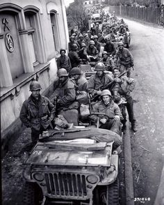 Operations of the 409th Infantry Regiment, 103rd Infantry Division from Bouxwiller in France to Klingenmunster Germany, Rhineland Campaign March 14 1945 – March 23 1945
