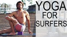 Yoga For Surfers With Tim Senesi #surfworkout #yogafitness