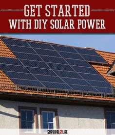 DIY Solar Power | What is a Solar Panel and How Do They Work? See more at http://survivallife.com/2015/12/09/diy-solar-power-part-1/