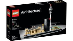 Recreate Berlin's blend of historical and modern architecture with this realistic LEGO® brick model. The LEGO Architecture Skyline Lego Instruction Books, Construction Games, Buy Lego, Lego News, Lego House, Lego Friends, Lego Brick, Berlin Germany, Lego City