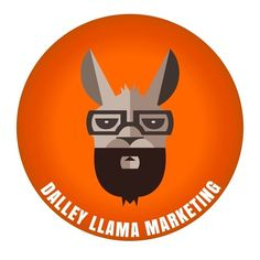 Working on some new logo ideas. Thoughts? #logodesign #dalleyllamamarketing