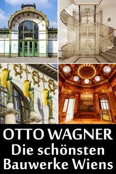 Budapest, Otto Wagner, Art Nouveau, Art Deco, Austria, Taj Mahal, Louvre, Wanderlust, Europe
