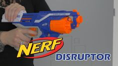 Nerf Elite Disruptor - Démo du blaster en français