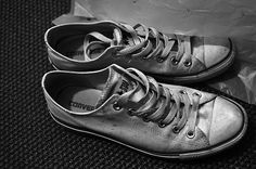 nothing better than well worn converse