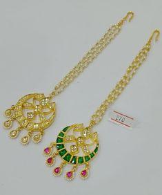 Indian Jewellery Design, Indian Jewelry, Tikka Designs, Jewelry Design Earrings, Pendant Necklace, Fashion, Moda, Fashion Styles, Fashion Illustrations