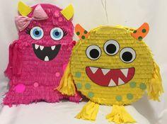 Monstruo Pinatas Halloween Party Favor