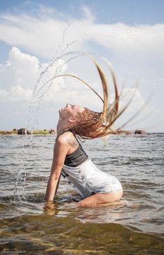 вода, model, fashion
