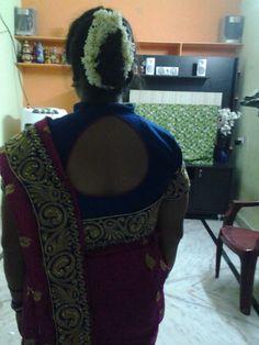 Saree blouse d   Saree blouse design