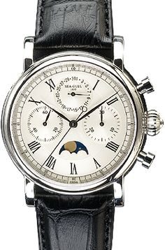 Sea-Gull M199s Moonphase Chronograph