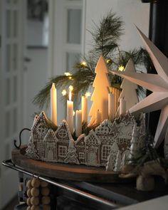 Scandinavian Christmas, Rustic Christmas, Christmas Diy, Christmas Decorations, Table Decorations, Merry Christmas And Happy New Year, Christmas 2019, All Things Christmas, Cosy Winter