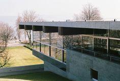 Meili Peter Architekten, Center for Global Dialogue, Rüschlikon, 2000  Foto: Meili Peter Architekten