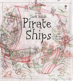 Look Inside Pirate Ships