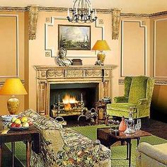 fireplace decorating ideas | decorating ideas and advice architectural products ceiling design wall ...