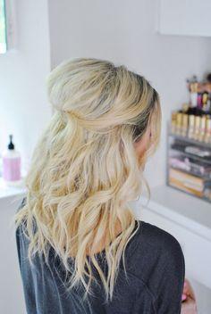 Wedding Guest Hair Tutorial | Chronicles of Frivolity - http://urbanangelza.com/2015/10/11/wedding-guest-hair-tutorial-chronicles-of-frivolity/?Urban+Angels http://www.urbanangelza.com