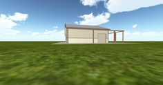 Dream #steelbuilding built using the #MuellerInc web-based 3D #design tool http://ift.tt/1I92Ls4