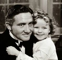 Spencer Tracy & Shirley Temple Now I'll Tell (1934)