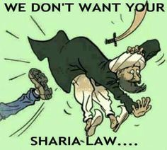 Sharia Law...where is OK to murder rape victims and REQUIRED to kill homosexuals.