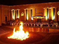 Cals Big Game Bonfire Rally | Greek Theatre - go bears