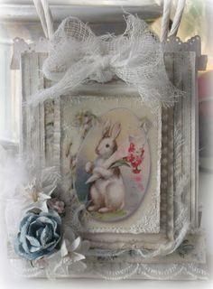 Pretty Easter Card