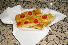 Recopilatorio de recetas : Focaccia  de romero y tomatitos cherry en thermomi...
