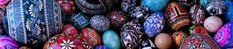 Ukrainian eggs « Eggs by Teresa