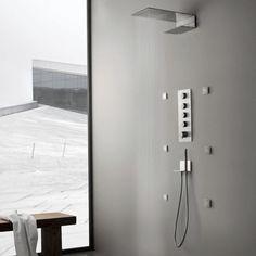 Treemme Mehrwegethermostat 5mm   Design OCO Studio   2-6 Abgänge