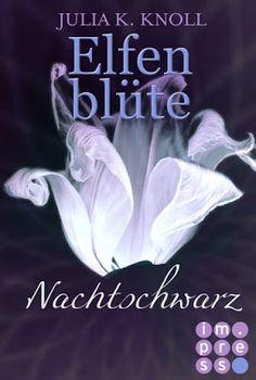Bücher aus dem Feenbrunnen: Nachtschwarz (Elfenblüte, Spin-off)