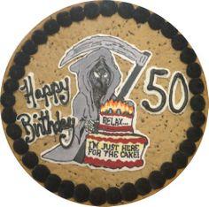 Happy Grim Birthday #TheCookieStore