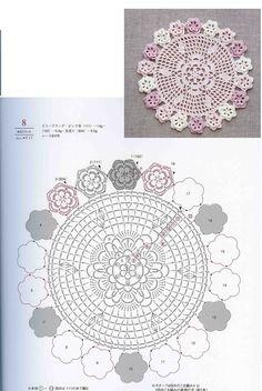 crochet motif 40