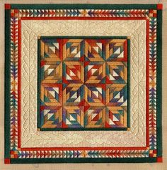 Falling Leaves, Two-Handed Stitcher Broderie Bargello, Bargello Needlepoint, Needlepoint Stitches, Canvas Designs, Canvas Patterns, Quilt Patterns, Indian Quilt, American Quilt, Needlepoint Designs