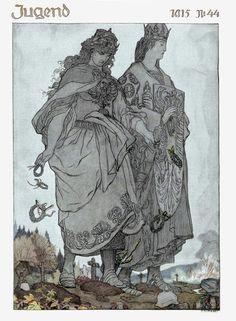 Jugend cover art 1915
